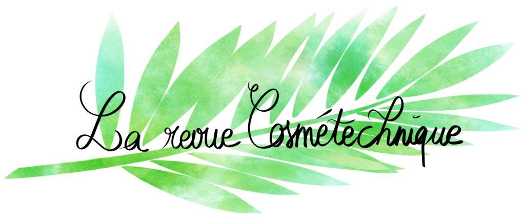 Logo Revue Cosmetechnique