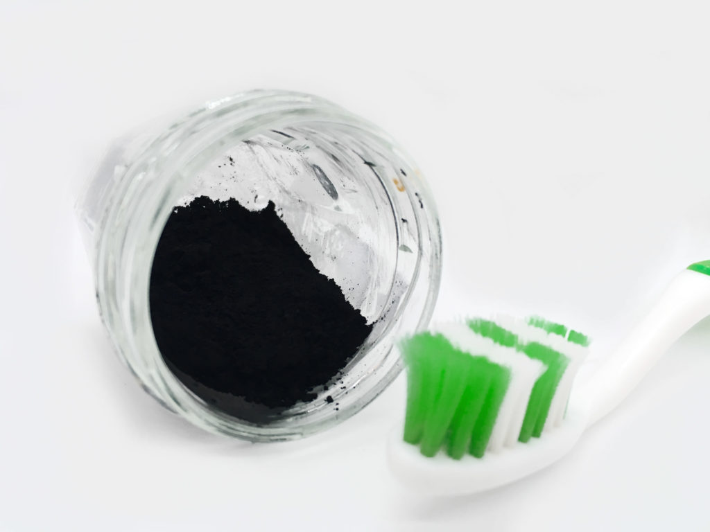 Test charbon dents