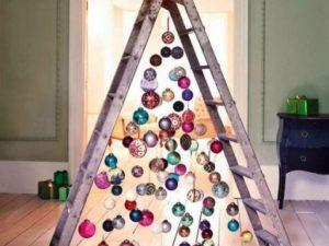 Sapin de Noël échelle 1