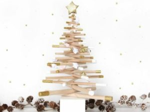 Sapin de Noël bricolage 1