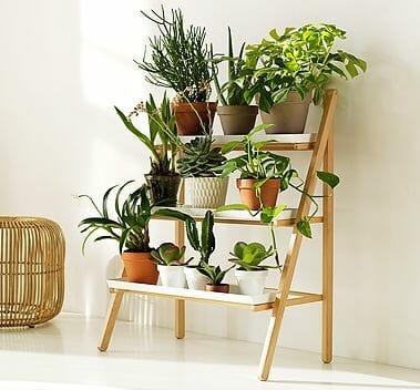 Celui qui plante un jardin, plante le bonheur
