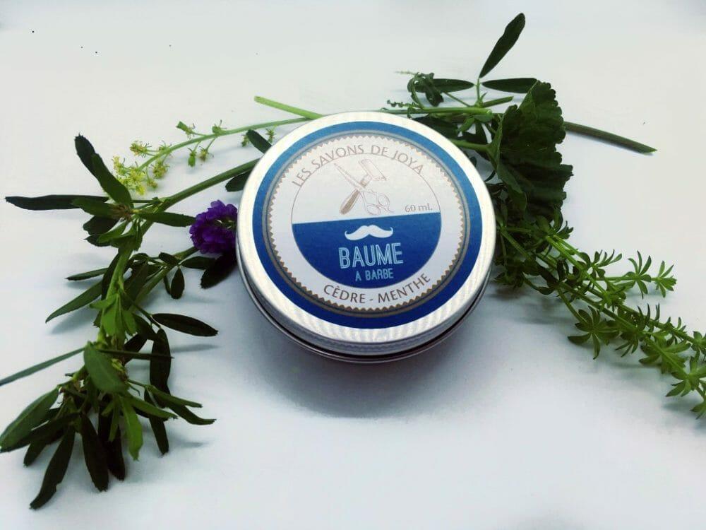 Les savons de Joya - baume à barbe 2