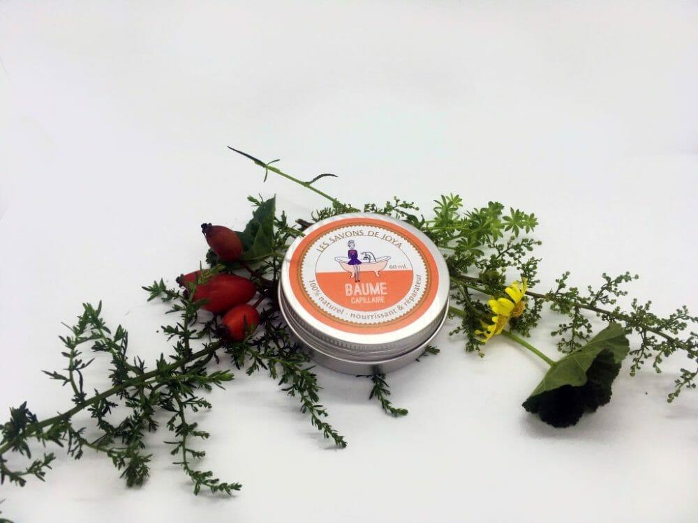 Les savons de Joya - baume capillaire 2