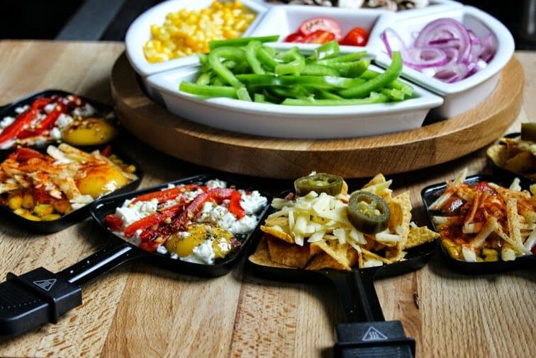 La raclette party