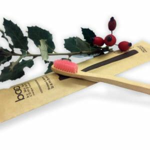Brosse à dents en bambou (ancien modèle)