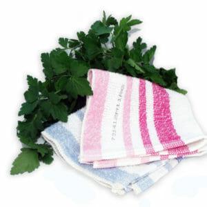 2 lavettes Essuie-tout lavables
