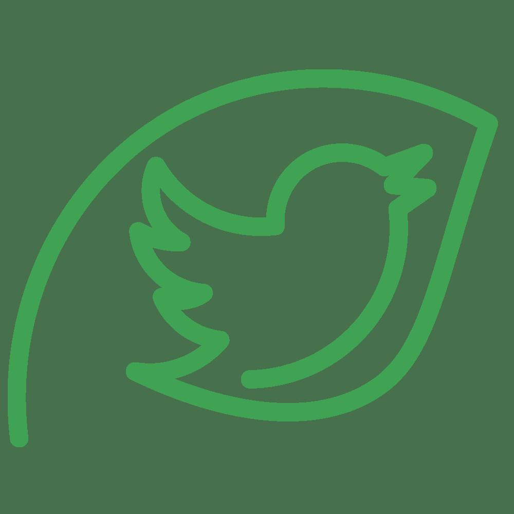 logo twitter we nü