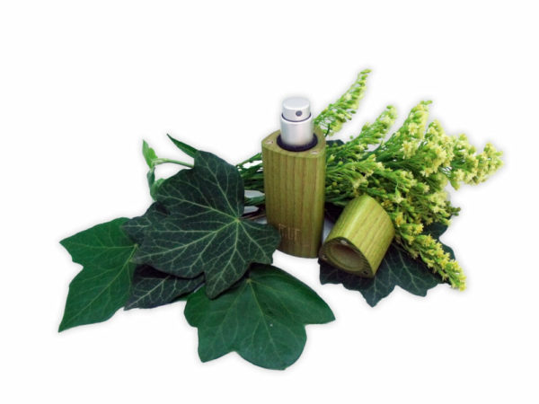Parfum naturel rechargeable Amazonie
