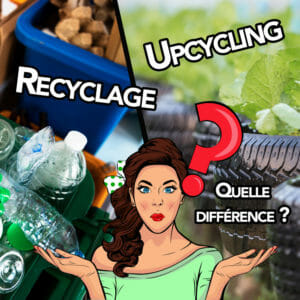 Upcycling ou recyclage ?