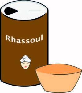 Illustration rhassoul