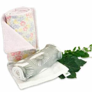 Essuie-tout lavable en rouleau fabriqué en France