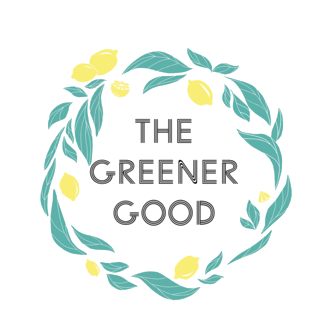 logo the greener good festival green lyon