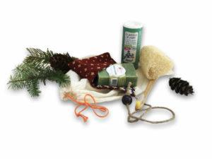 Kit découverte hygiène zéro déchet We Nü cadeau de Noël