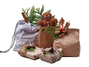 Kit surprise zéro déchet pour Noël