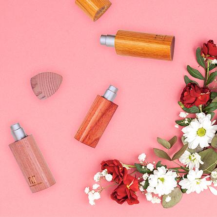 Idée cadeau zéro déchet st valentin parfum