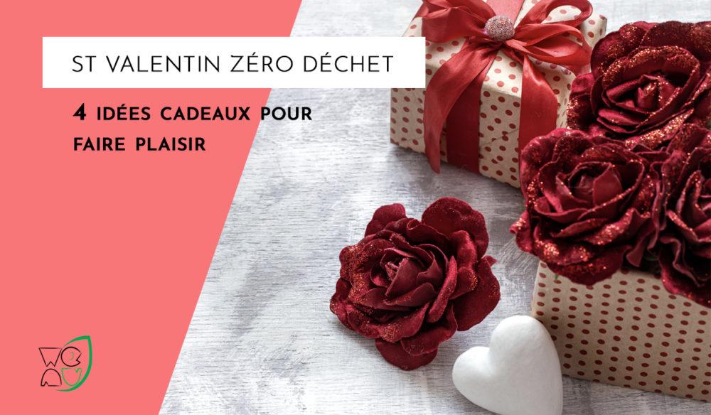 Idée cadeau zéro déchet st valentin miniature